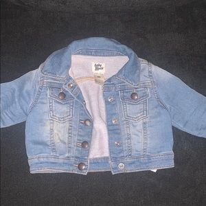 Cute Baby Denim Jacket